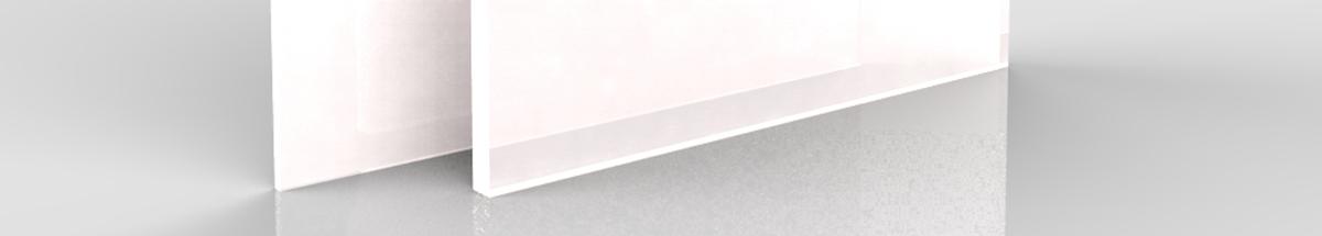 Pet-G Opaal plaat