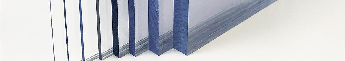 Polycarbonaat Helder plaat