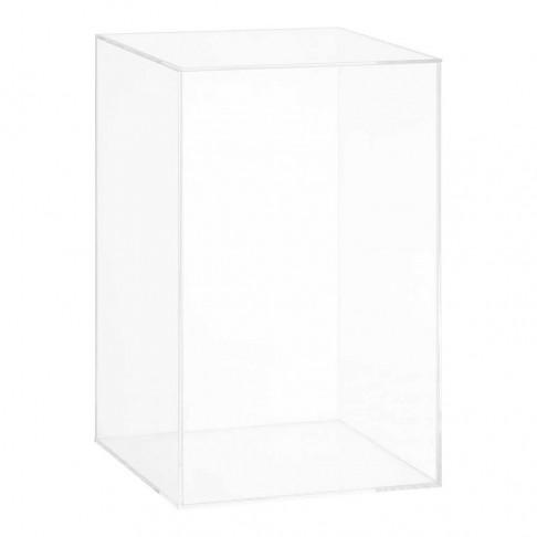 Plexiglas Stofkap 250 x 250 x 400 mm