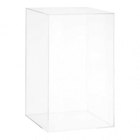 Plexiglas Stofkap 300 x 300 x 500 mm