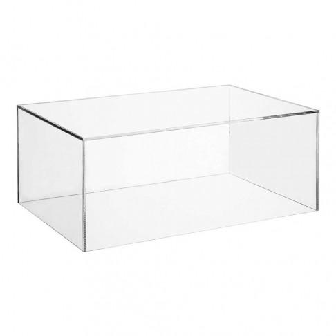 Plexiglas Stofkap 350 x 500 x 200 mm
