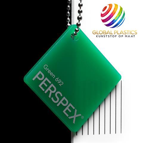 Perspex Groen 692