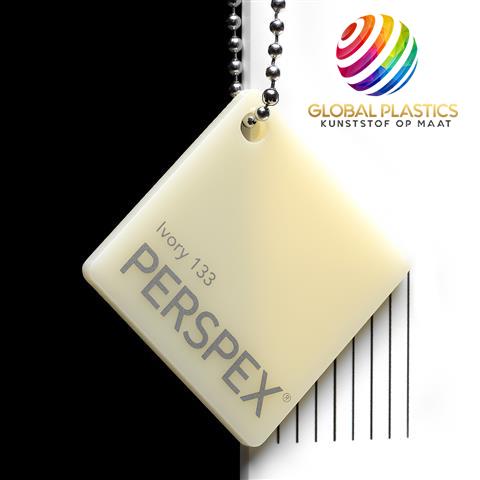 Perspex Ivoor 133