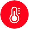 Geschuimd PVC Temperatuur